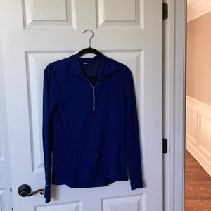 Royal Blue Lululemon athletic wear